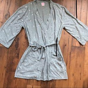PINK Short and Flirty Robe